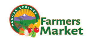 Pagosa Springs Farmers Market Logo